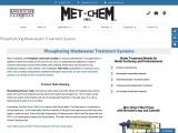 Phosphatizing Wastewater Treatment Systems – Phosphating Wastewater Treatment