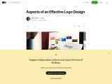 Aspects of an Effective Logo Design