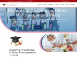 Diploma in Catering and Hotel Management palakkad