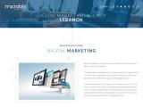 Digital Marketing Agency in Lebanon – Microbits