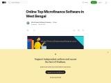Online Top Microfinance Software in West Bengal