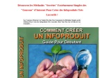 CREER UN INFOPRODUIT