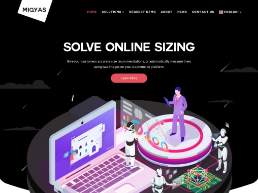 Solve Online Sizing for Fashion E-commerce – MIQYAS
