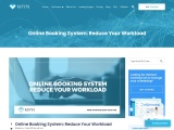 Online Booking System: Reduce Your Workload