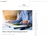 What is Payroll Outsourcing Services?