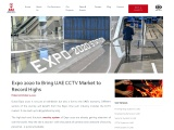 Expo 2020 to Bring UAE CCTV Market to Record Highs