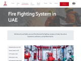Leading Fire Fighting System Suppliers in Dubai