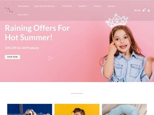 Best Online kids store in Pakistan – Mn Kids Store