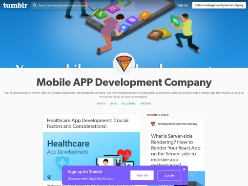 Healthcare App Development: Crucial Factors and Considerations!