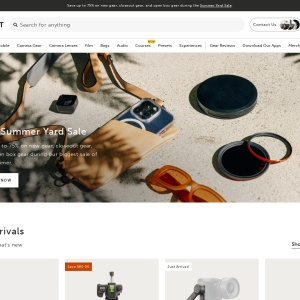Moment - The Outfitter for Photographers and Filmmakers