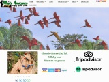 Chuncho Macaw Clay lick Full day tour