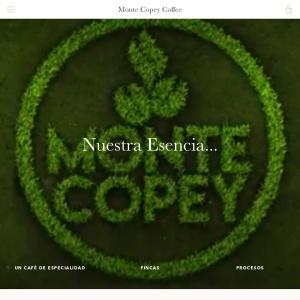 Monte Copey Coffee – Monte Copey Coffee