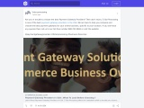 Payment gateway providers 2021