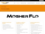 Buy Goulds Pump Parts From Mosherflo Pumps