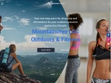 Buy outdoor, fitness, trekking, hiking, camping and mountaineering  products online at mountainotesl