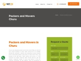 Packers and Movers Churu    Best packers and movers