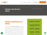 packers and movers mhow / relocation services