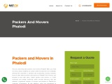 packers and movers phalodi   satvik packers and movers
