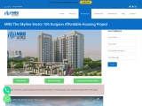 MRG Sector 106 Gurgaon : Affordable Housing  Project