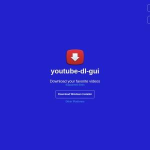 youtube-dlg
