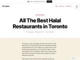 All The Best Halal Restaurants in Toronto
