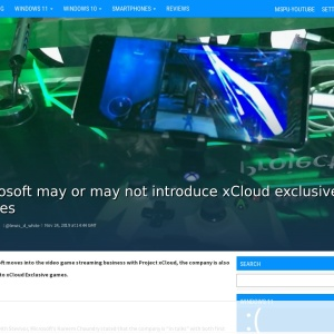 Microsoft may or may not introduce xCloud exclusive games - MSPoweruser