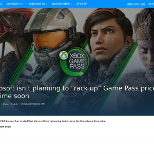 "Microsoft isn't planning to ""rack up"" Game Pass price anytime soon - MSPoweruser"