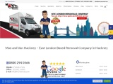 moving services hackney | removals company hackney wick