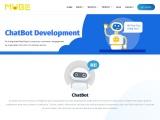Chatbot Development | Custom Chatbot App Development Company