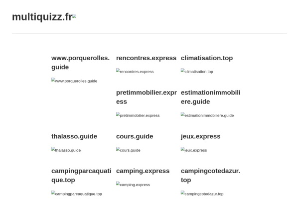 multiquizz.fr