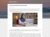 Online Quran Tutor   Get To Know the Benefits to Read Quran Online