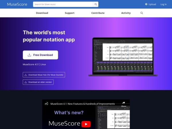 MuseScore - 11 Best Free BEAT Making Software (2020)