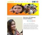 Reviews Of Makeup Brush Holders