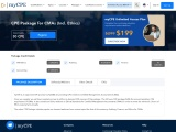 $119   30 CPE Package for CMA (Incl. IMA Ethics)   myCPE