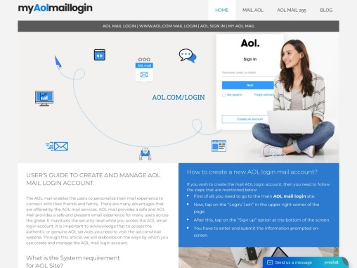 www.aol.com – aol mail – my aol mail login: aol mail login