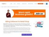 Billing Software For Retail Shop – myBillBook