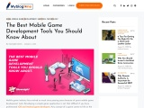 The Best Mobile Game Development Tools You Should Know About