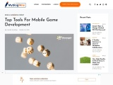 Top Tools For Mobile Game Development