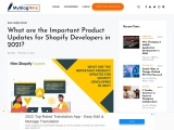 What are the Important Product Updates for Shopify Developers in 2021?