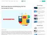 Small Business Bookkeeping Dallas