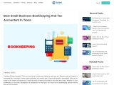 Best Small Business Bookkeeping And Tax Accountant In Texas