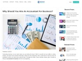 Why Should You Hire An Accountant For Business?