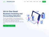 MyExps – a complete accounting solution