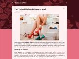 Cheap Women Footwear – Lead To Avoid Failure In Footwear Stock!