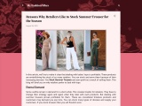 Stock Summer Trousers – Crazy Tips to Start a Wholesale Summer Trousers Uk Business