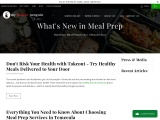 Meal Prep Delivery Inland Empire