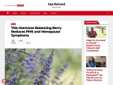 This Hormone-Balancing Berry Reduces PMS and Menopause Symptoms