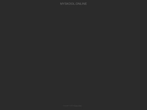 My skool online platform for achievers
