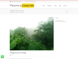 Things to do in Coorg | Cabs From Mysore to Coorg