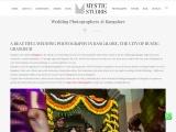 Wedding Photographers in Bangalore | Mystic Studios